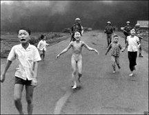 Kim Puch - a menina (hoje médica) em fogo