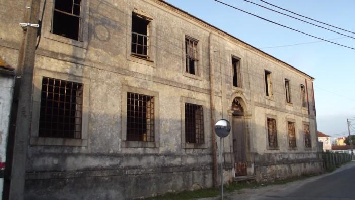 A casa do Eça em Aveiro