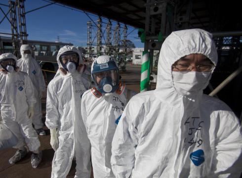 Desastre Nuclear Japones e corrupção da TEPCO