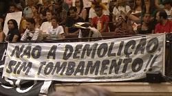 AldeiaMaracanaProtesto