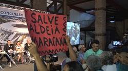 AldeiaMaracanaProtesto4
