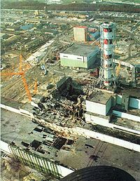 Chernobyl a Nuclear Cemetery for the next 2000 years.
