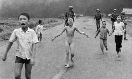 Ajuda humanitária americana ao Vietnam na décade de 70