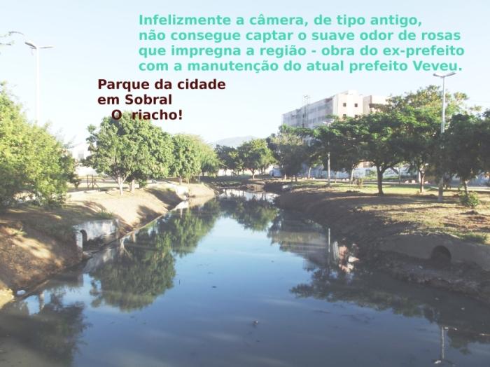O Parque da Cidade em Sobral
