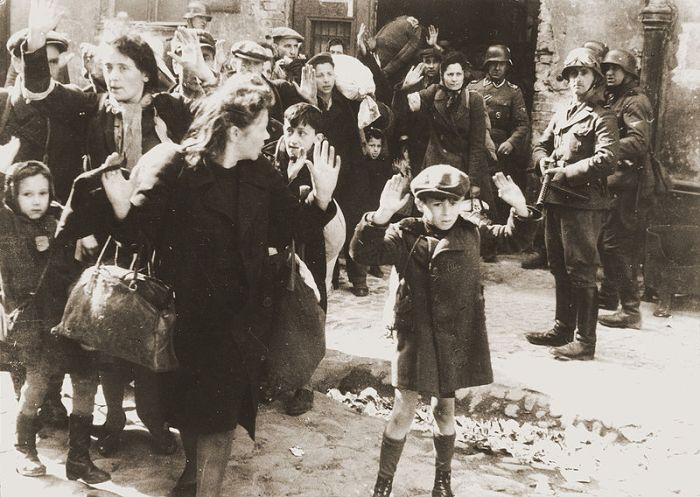 Em Varsófia na época de Hitler