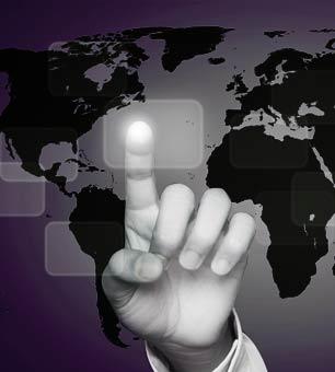 com o dedo selecione no mapa mundi