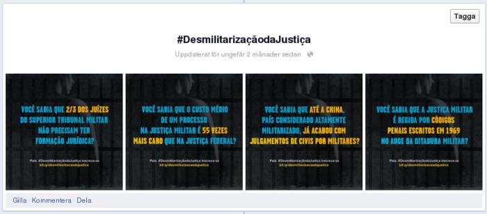 """Justiça militar, que tipo de """"justiça"""" pode ser esta?"""