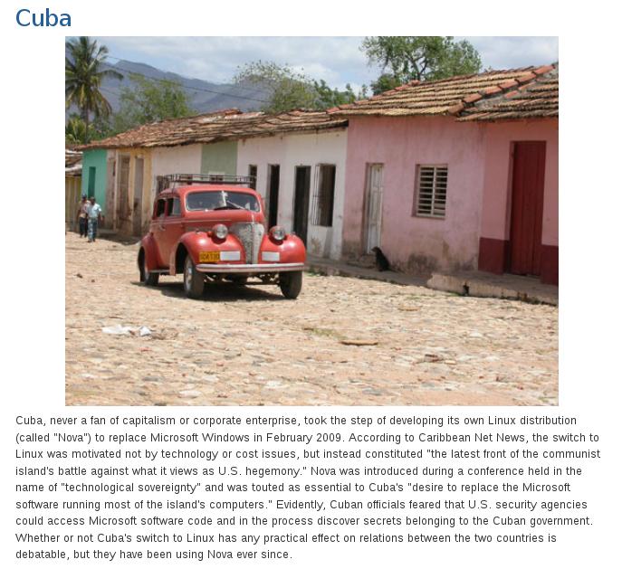 Cuba Livre