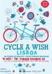 cycle a wish Lisboa