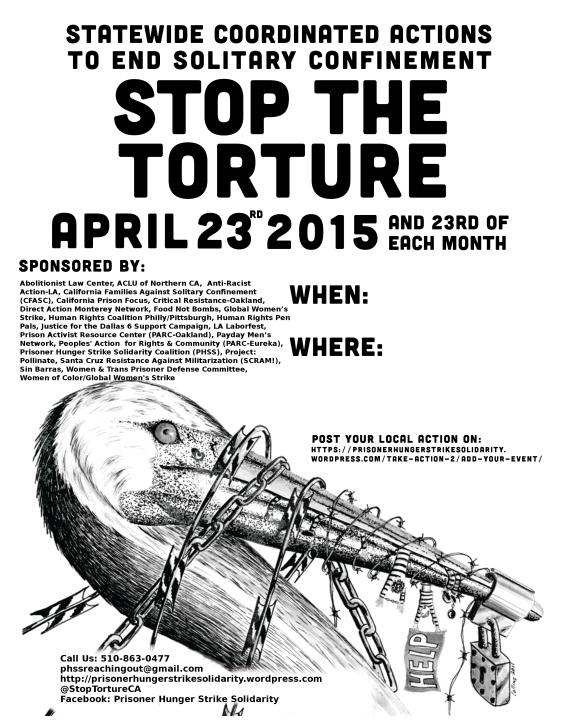 Tortura nunca mais. Torture, never more