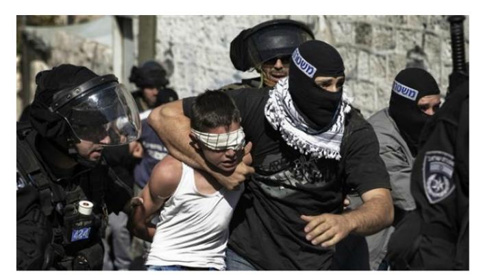 Holocausto Palestino nas garras dos Zionistas que dominam o povo israelense