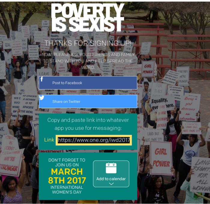 Pobreza é sádica