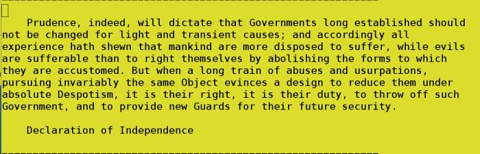 DeclaracaoIndependencia