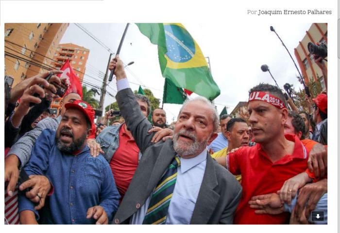 A caminho de Porto Alegre para o momento decisivo. Os desembargadores podem escolher se ficam ao lado do Brasil ou se preferem o colo quentinho do Tio Sam com direito a paleto talhado em Miami