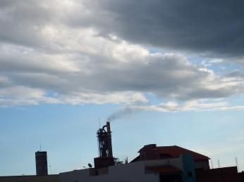 11 de julho de 2018, fábrica de Cimento Votorantim de Sobral volta a atacar